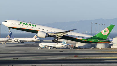 B-16732 - Eva Air Boeing 777-300ER