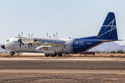 Lockheed LM-100J Super Hercules visits Goodyear  title=