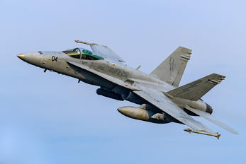 164231 - USA - Marine Corps McDonnell Douglas F/A-18C Hornet