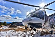 C-FAVT -  Bell 407 aircraft