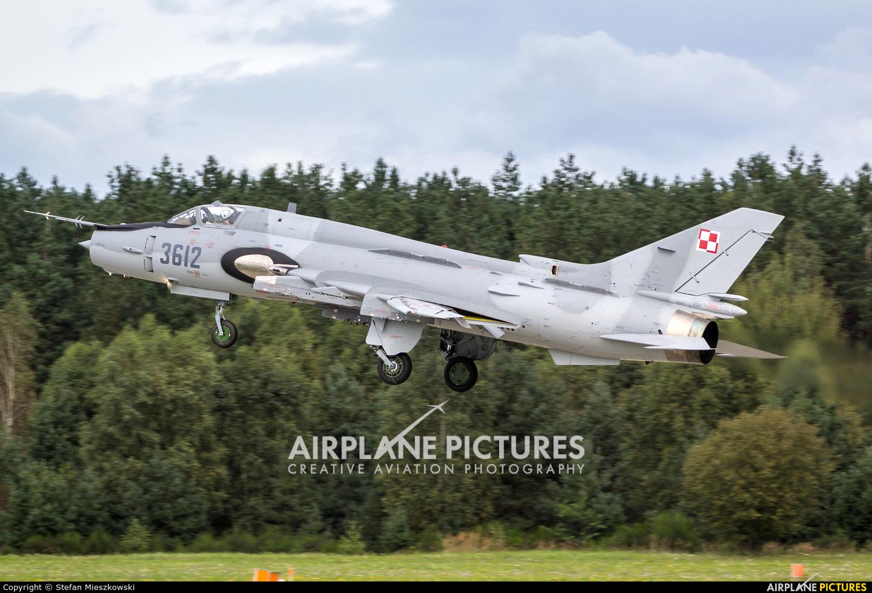 Poland - Air Force 3612 aircraft at Mirosławiec