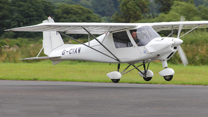 G-CIAW - Private Ikarus (Comco) C42