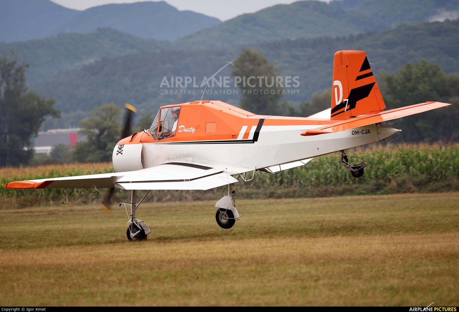 Aeroklub Dubnica nad Vahom OM-CJA aircraft at Dubnica nad Vahom - Slavnica