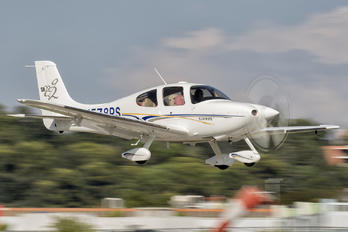 N578PS - Private Cirrus SR22