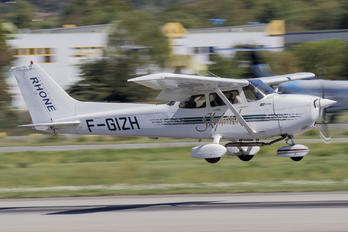 F-GIZH - Private Cessna 172 Skyhawk (all models except RG)