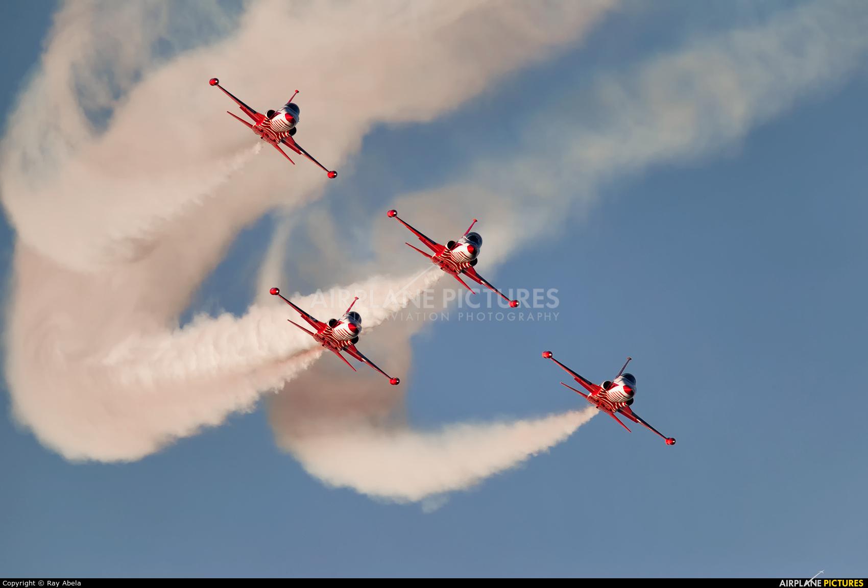 Turkey - Air Force : Turkish Stars 70-3023 aircraft at Malta Intl
