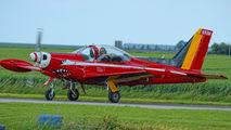 "ST-36 - Belgium - Air Force ""Les Diables Rouges"" SIAI-Marchetti SF-260 aircraft"