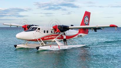 8Q-MBA - Trans Maldivian Airways - TMA de Havilland Canada DHC-6 Twin Otter