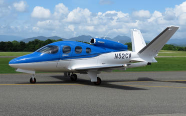 N52CV - Private Cirrus Vision SF50