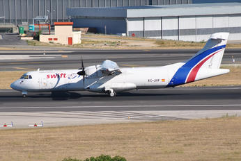 EC-JXF - Swiftair ATR 72 (all models)