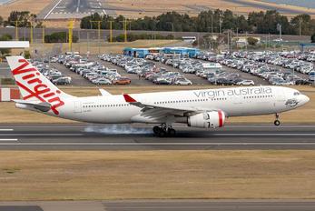 VH-XFH - Virgin Australia Airbus A330-200