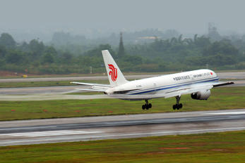 B-2836 - Air China Cargo Boeing 757-200