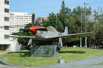 336 - Guatemala - Air Force North American P-51C Mustang