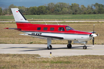 SP-KNT - Private Piper PA-46 Malibu / Mirage / Matrix