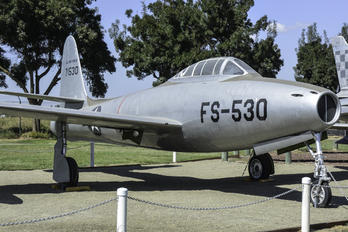 FS-530 - USA - Air Force Republic F-84E Thunderjet