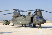 HT.17-17 - Spain - Army Boeing CH-47D Chinook aircraft