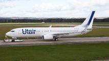 VQ-BQQ - UTair Boeing 737-800 aircraft