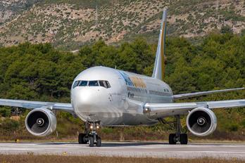 EI-DMH - KrasAir Boeing 767-200ER