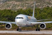 EI-DMH - KrasAir Boeing 767-200ER aircraft