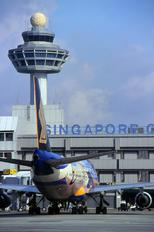 9V-SPL - Singapore Airlines Boeing 747-400