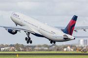 N801NW - Delta Air Lines Airbus A330-300 aircraft