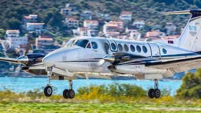 YU-BTC - SMATSA Flight Calibration Services Beechcraft 300 King Air 350