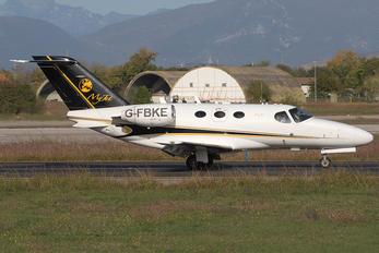 G-FBKE - Private Cessna 510 Citation Mustang