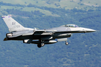 90-0709 - USA - Air Force Lockheed Martin F-16C Fighting Falcon