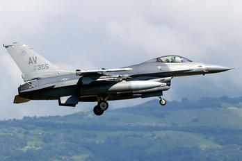 87-0355 - USA - Air Force General Dynamics F-16CM Fighting Falcon