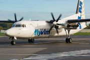 OO-VLI - VLM Airlines Fokker 50 aircraft