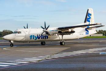 OO-VLI - VLM Airlines Fokker 50