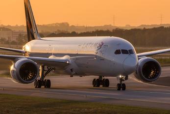 CC-BGA - LATAM Boeing 787-9 Dreamliner