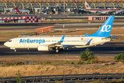 EC-LPR - Air Europa Boeing 737-800 aircraft
