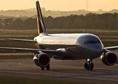 VQ-BPU - Aeroflot Airbus A320 aircraft