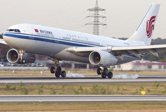 B-5925 - Air China Airbus A330-200