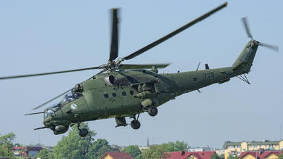728 - Poland - Army Mil Mi-24V