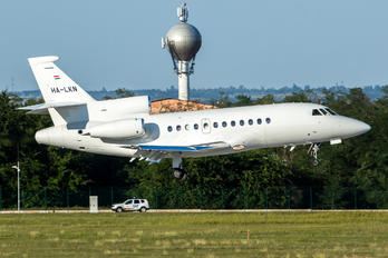 HA-LKN - Private Dassault Falcon 900 series