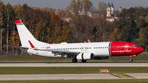 LN-NHD - Norwegian Air Shuttle Boeing 737-800 aircraft