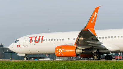 C-GWOG - TUI Airlines Netherlands Boeing 737-800