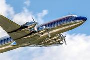 OE-LDM - Red Bull Douglas DC-6B aircraft