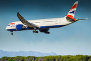 G-ZBKH - British Airways Boeing 787-9 Dreamliner aircraft