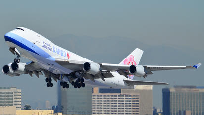 B-18720 - China Airlines Cargo Boeing 747-400F, ERF