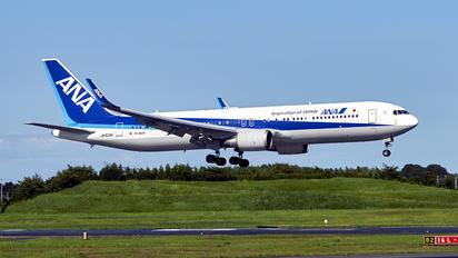 JA623A - ANA - All Nippon Airways Boeing 767-300ER
