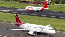 N684TA - TACA Airbus A320 aircraft