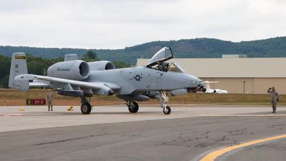 79-0213 - USA - Air Force Fairchild A-10 Thunderbolt II (all models)