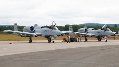 80-0267 - USA - Air Force Fairchild A-10 Thunderbolt II (all models)