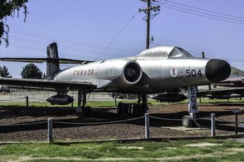 100504 - Canada - Air Force Avro Canada CF-100 Canuck Mk. 5D