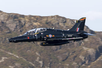 ZK035 - Royal Air Force British Aerospace Hawk T.2