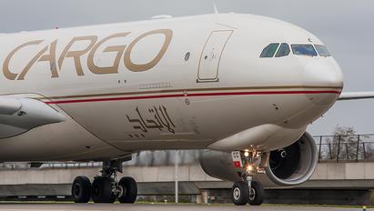 A6-DCC - Etihad Cargo Airbus A330-200F
