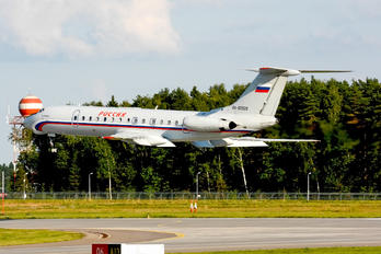 RA-65905 - Rossiya Special Flight Detachment Tupolev Tu-134A